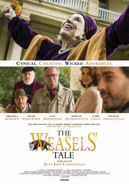 the-weasels-tales-poster