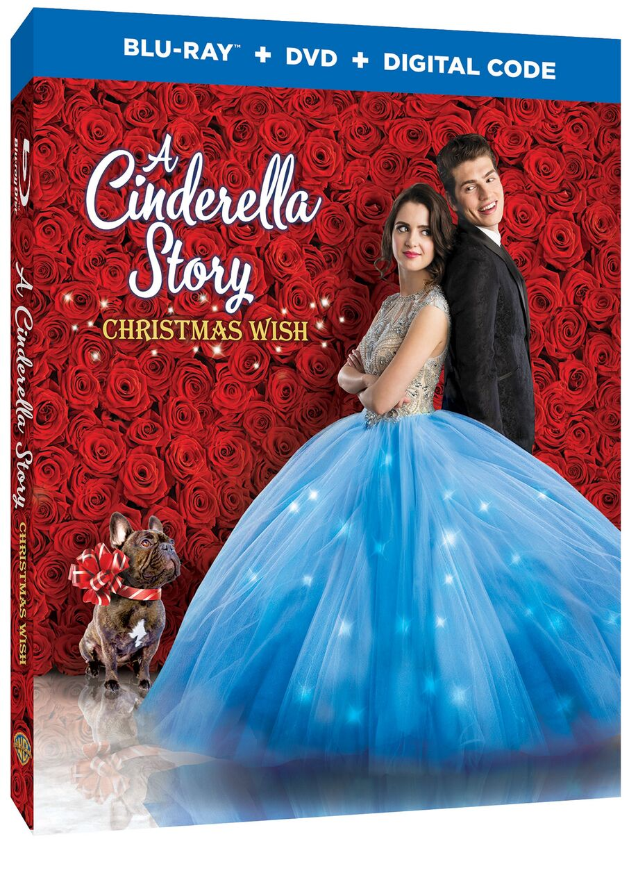 A Cinderalla Story: Christmas Wish 4K Blu-ray Review