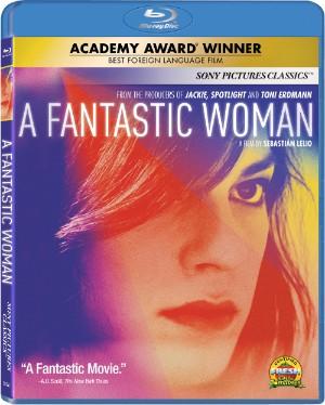 A FANTASTIC WOMAN  Blu-ray