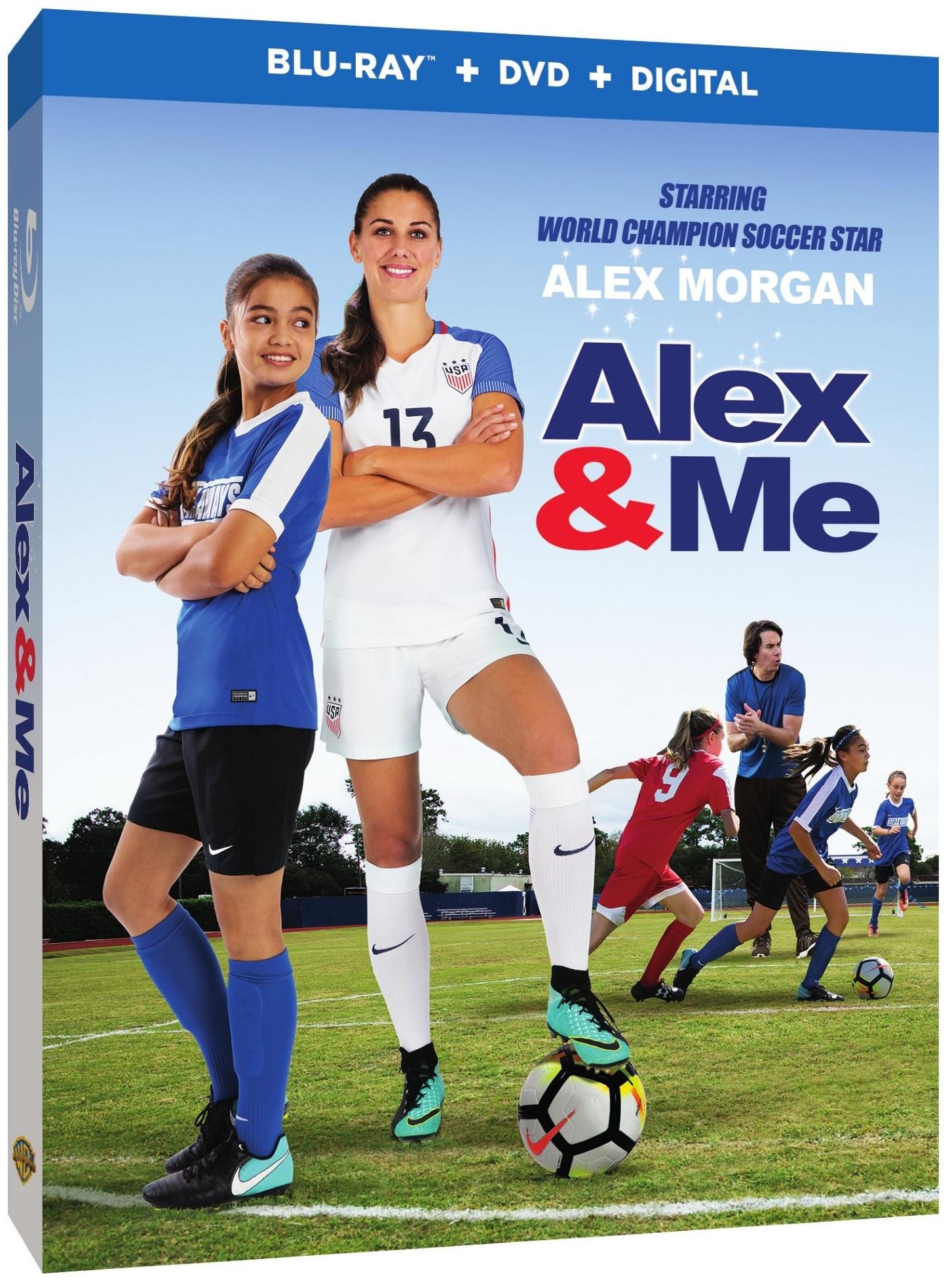 Alex & Me Blu-ray