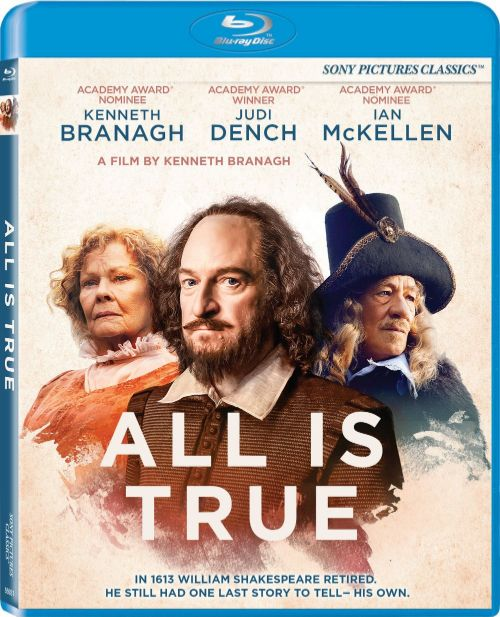 All is True Blu-ray