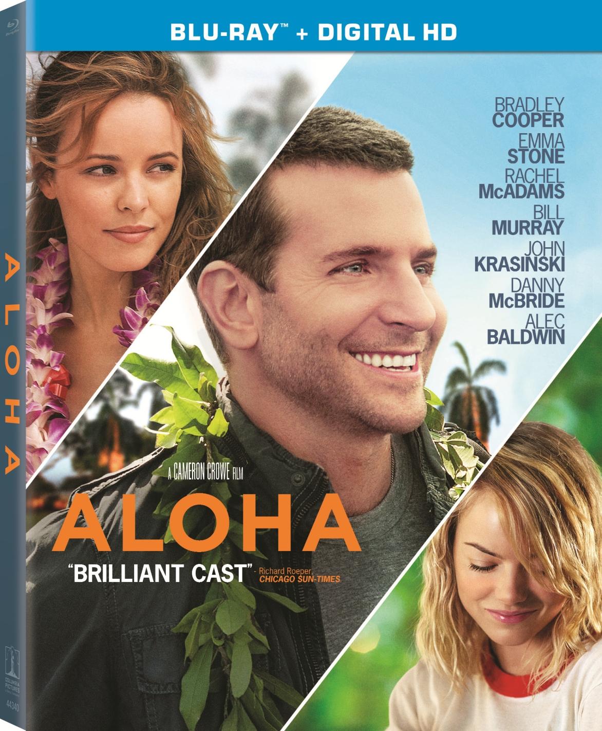 Aloha Blu-ray