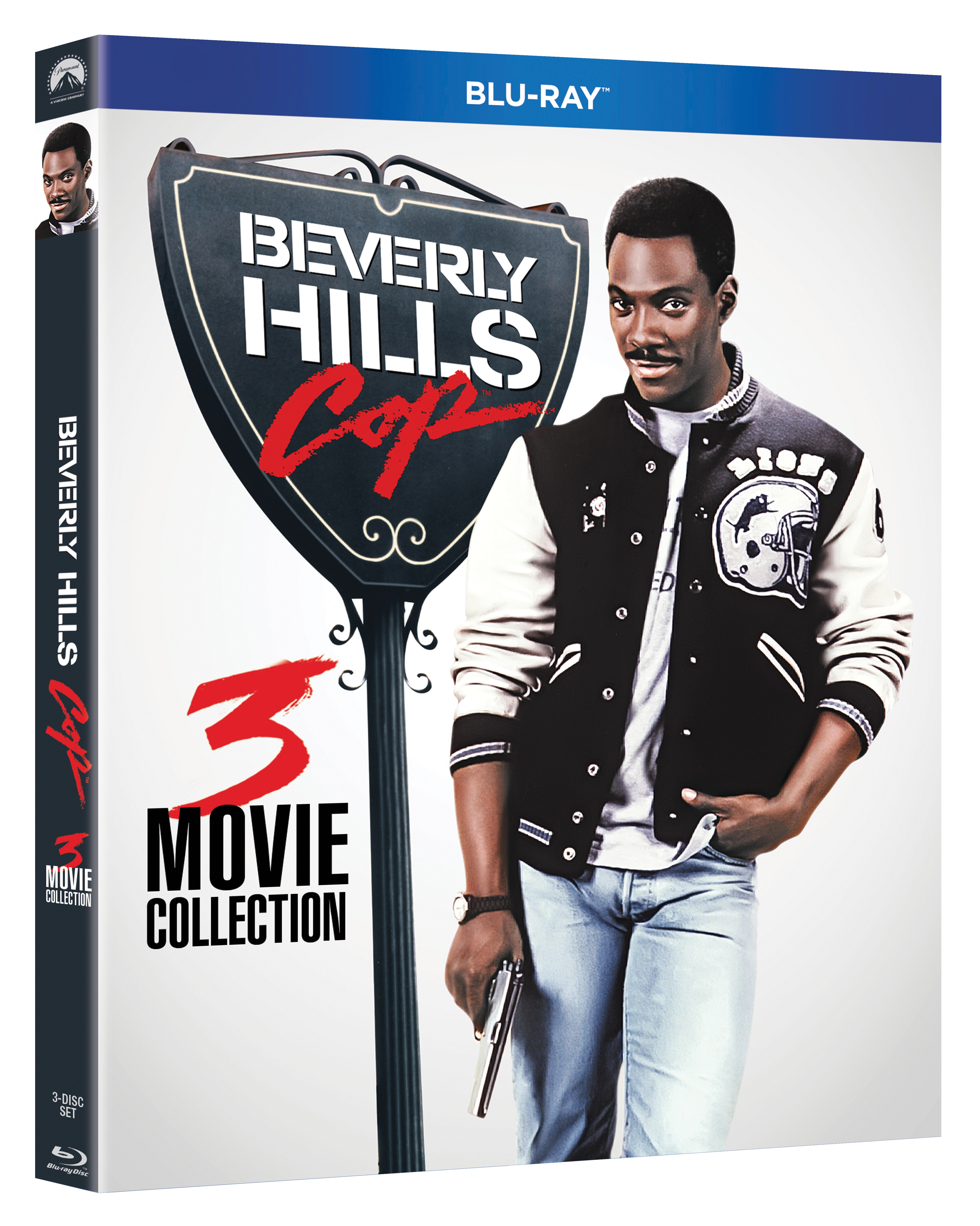 Beverly Hills Cop Collection Blu-ray Review