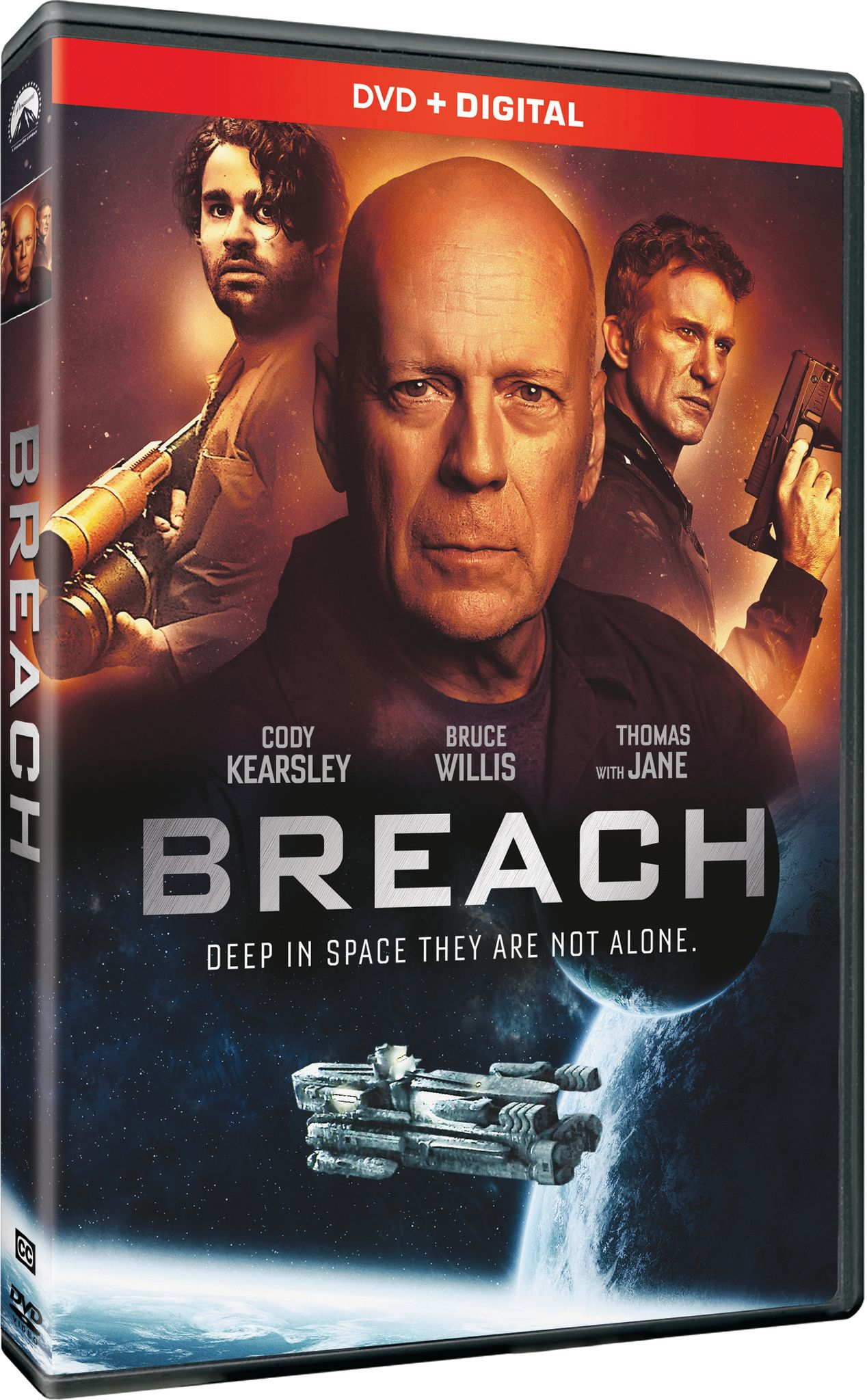 Breach Blu-ray Review