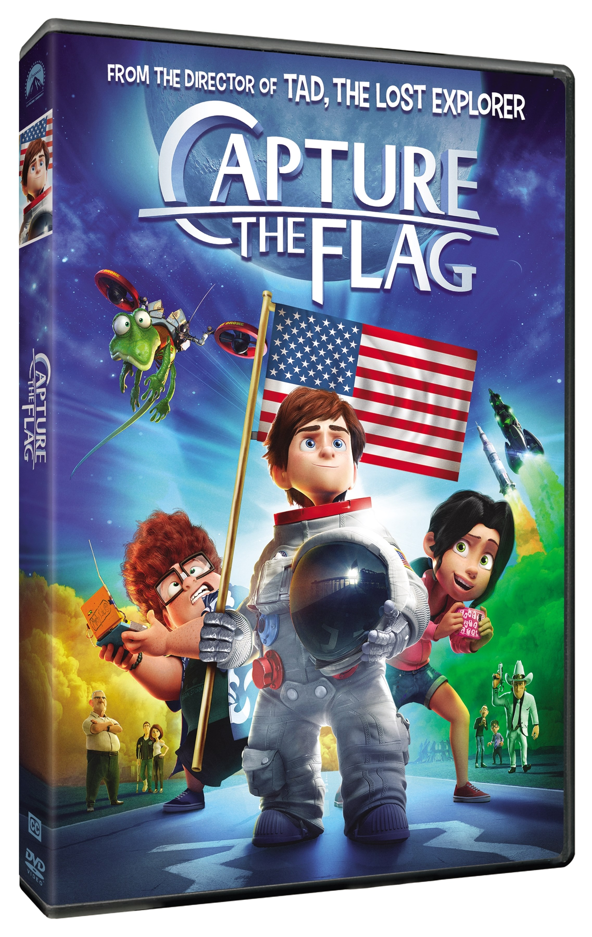 capture the flag  u2013 dvd  digital hd and on demand release date