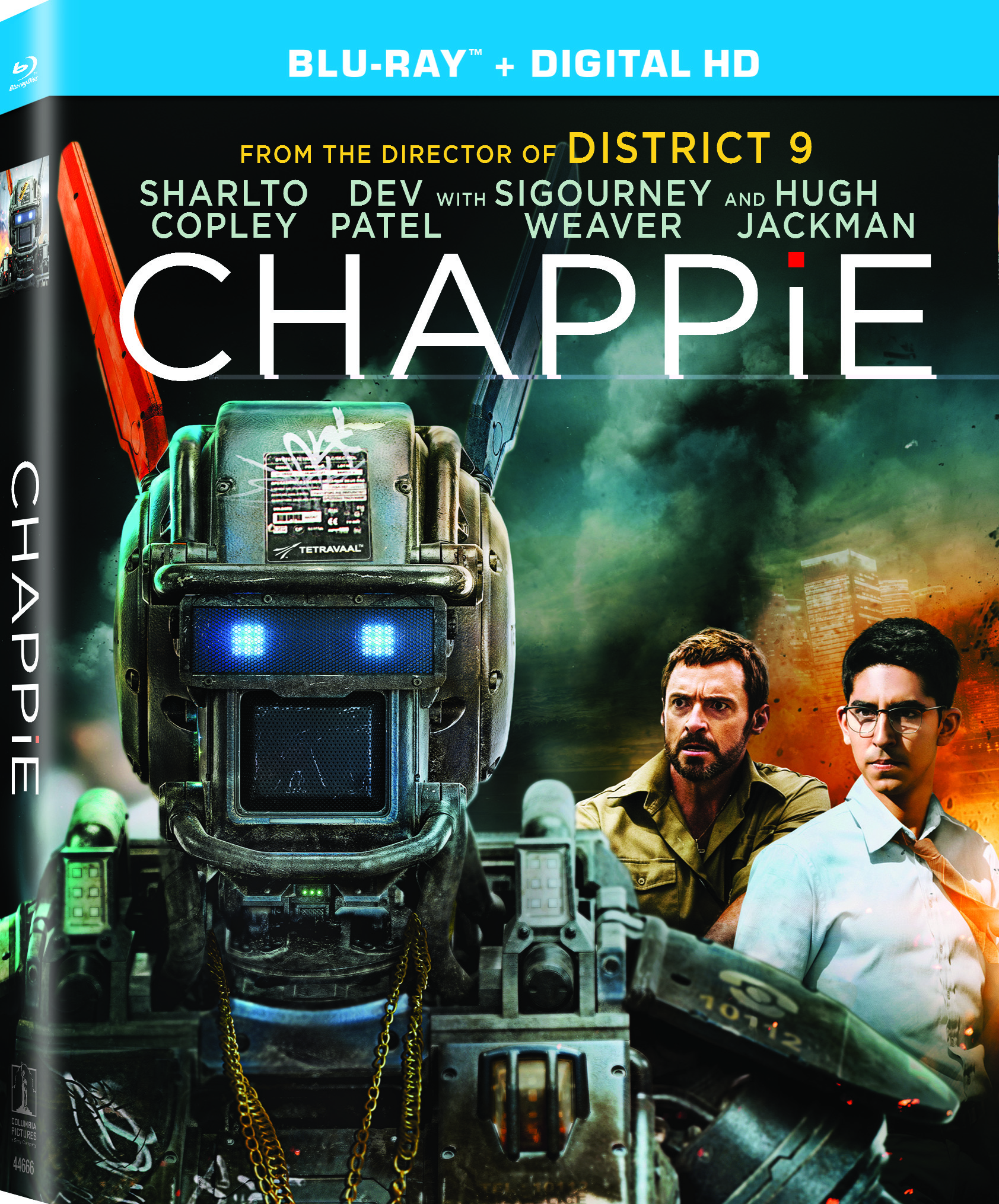Chappie Blu-ray Review
