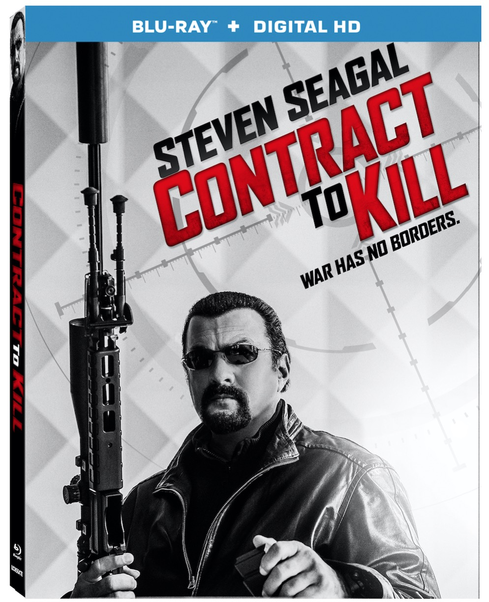 Contract To Kill Blu-ray Review