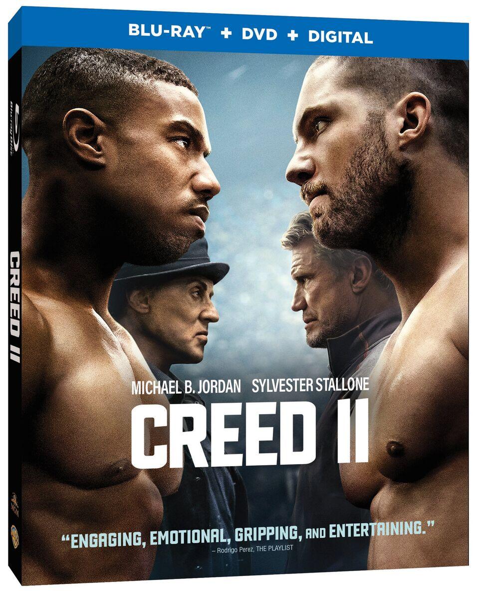 creed 2 Blu-ray