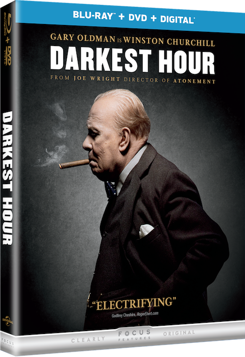 Darkest Hour  Blu-ray