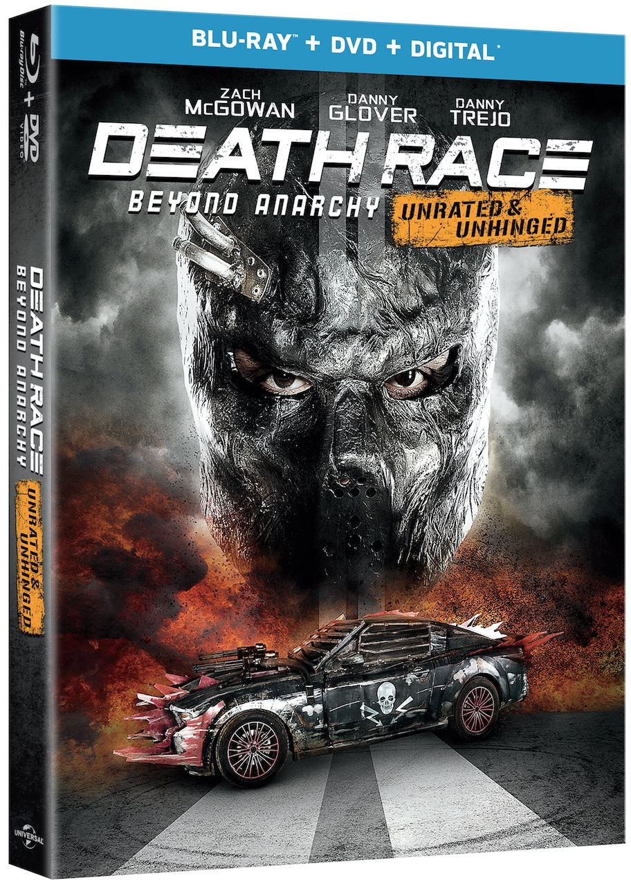 Death Race: Beyond Anarchy Blu-ray