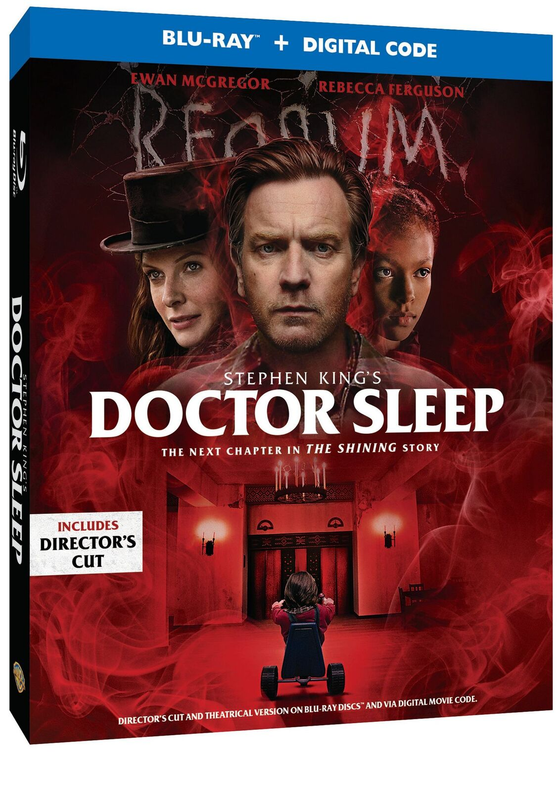 Doctor Sleep Blu-ray