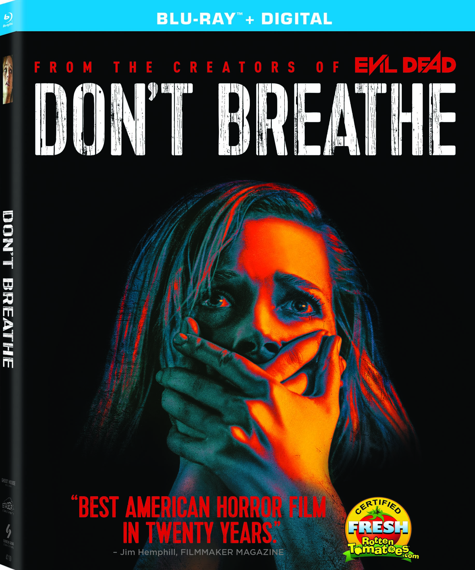 Dont Breathe Blu-ray