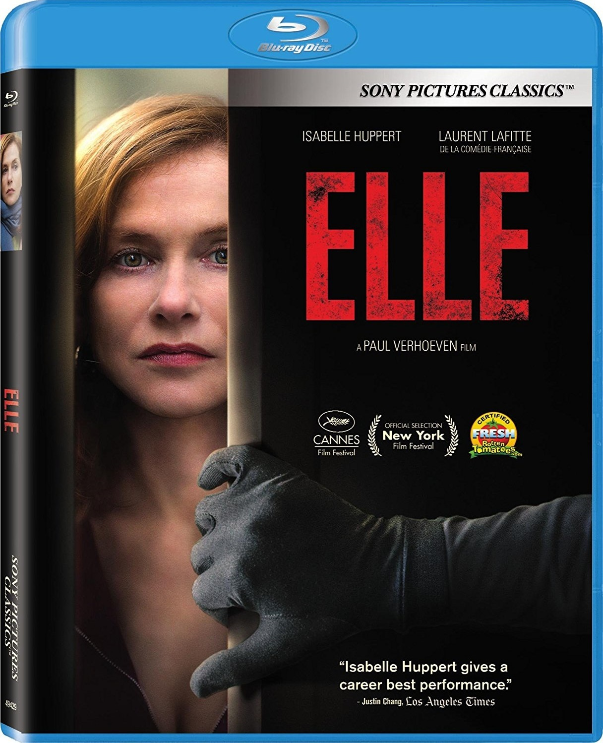 Elle Blu-ray Review