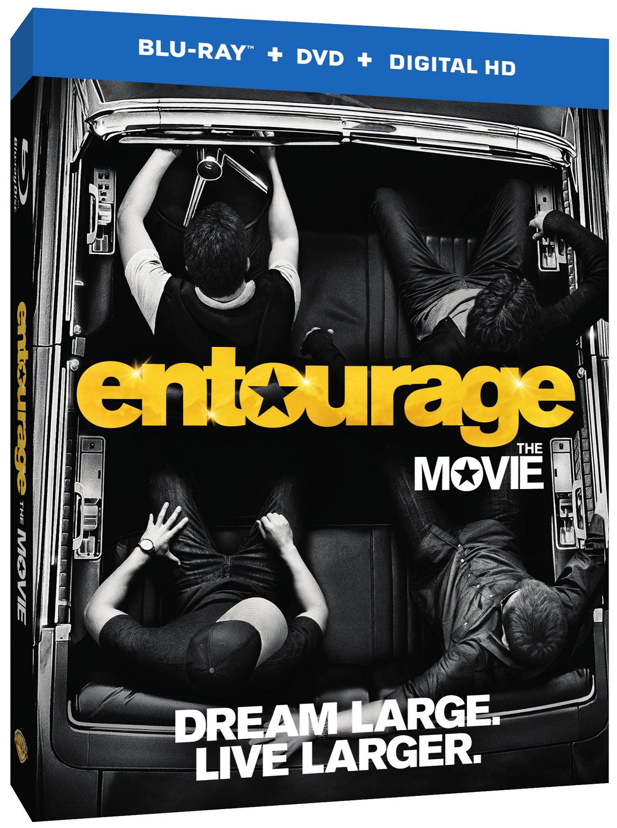 entourage the movie  u2013 digital hd  blu