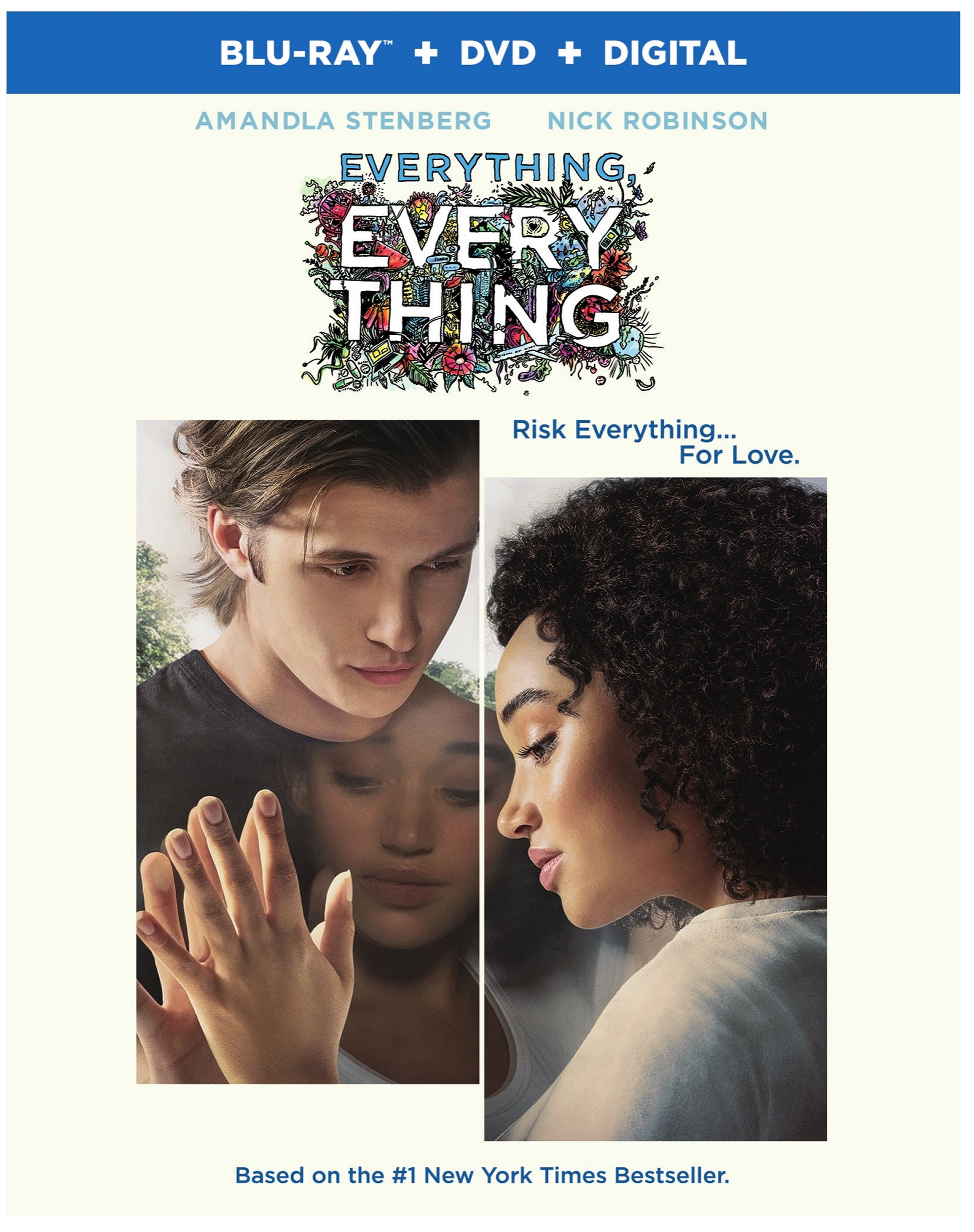 Everything, Everything Blu-ray