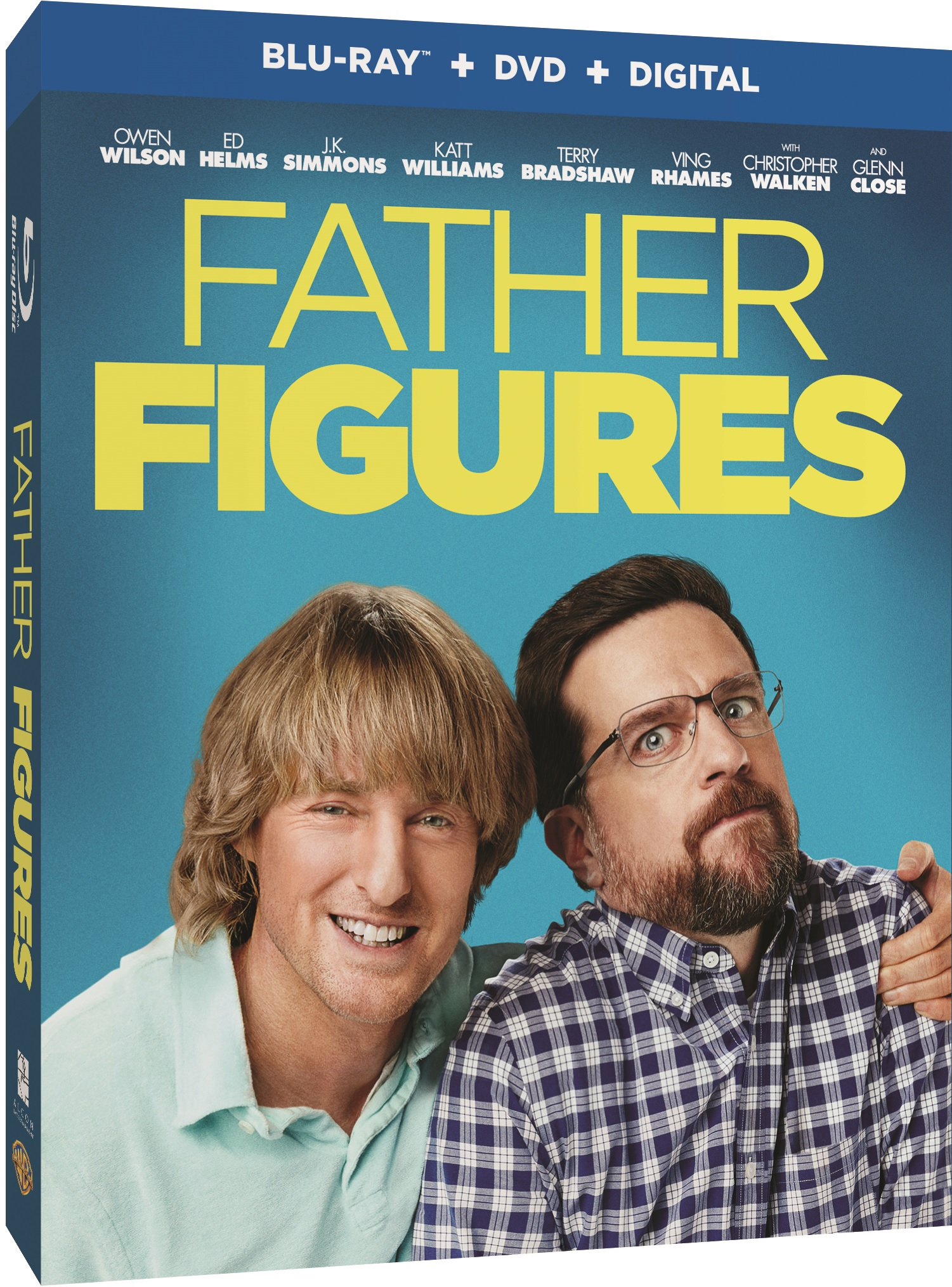 FATHER FIGURES  Blu-ray