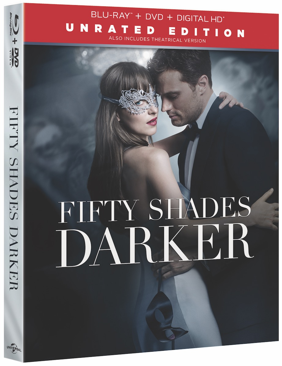 Fifty Shades Darker Blu-ray