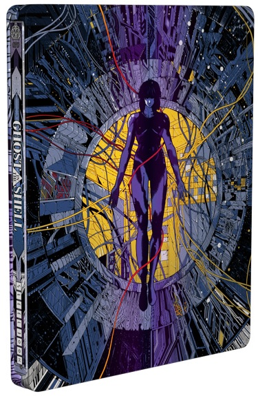 Ghost In The Shell Blu-ray Review
