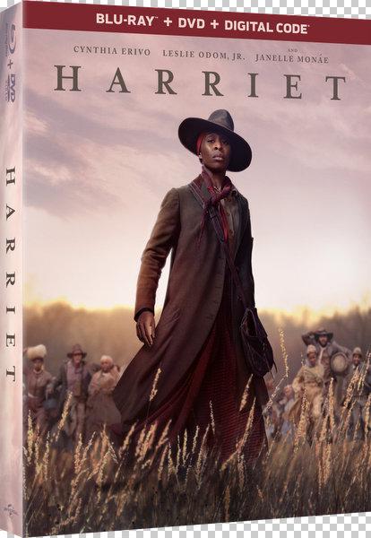 Harriet Blu-ray