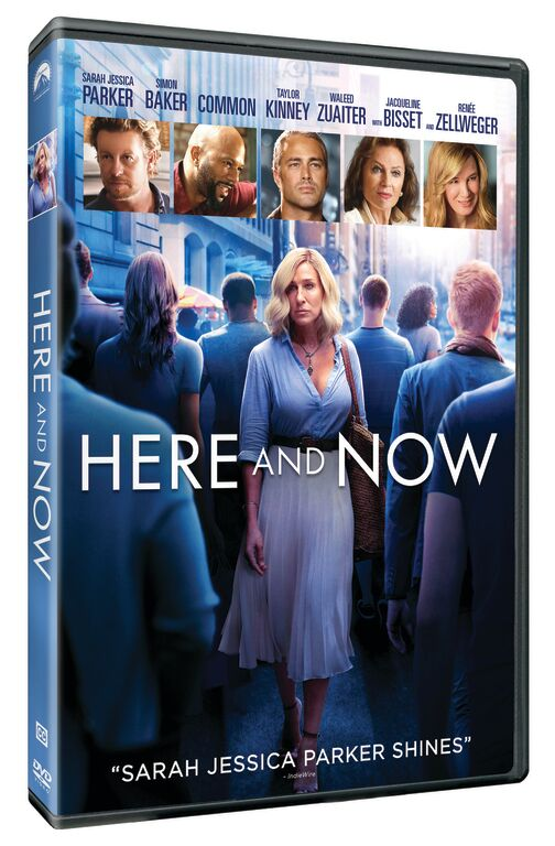 Here and Now DVD Blu-ray