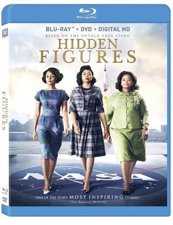 Hidden Figures Blu-ray Review