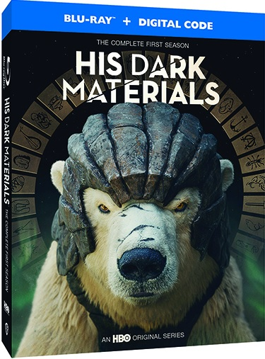 His Dark Materials Blu-ray