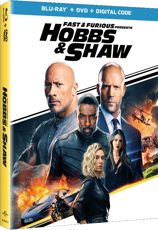 Hobbs And Shaw Blu-ray Review