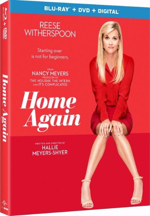 Home Again Blu-ray