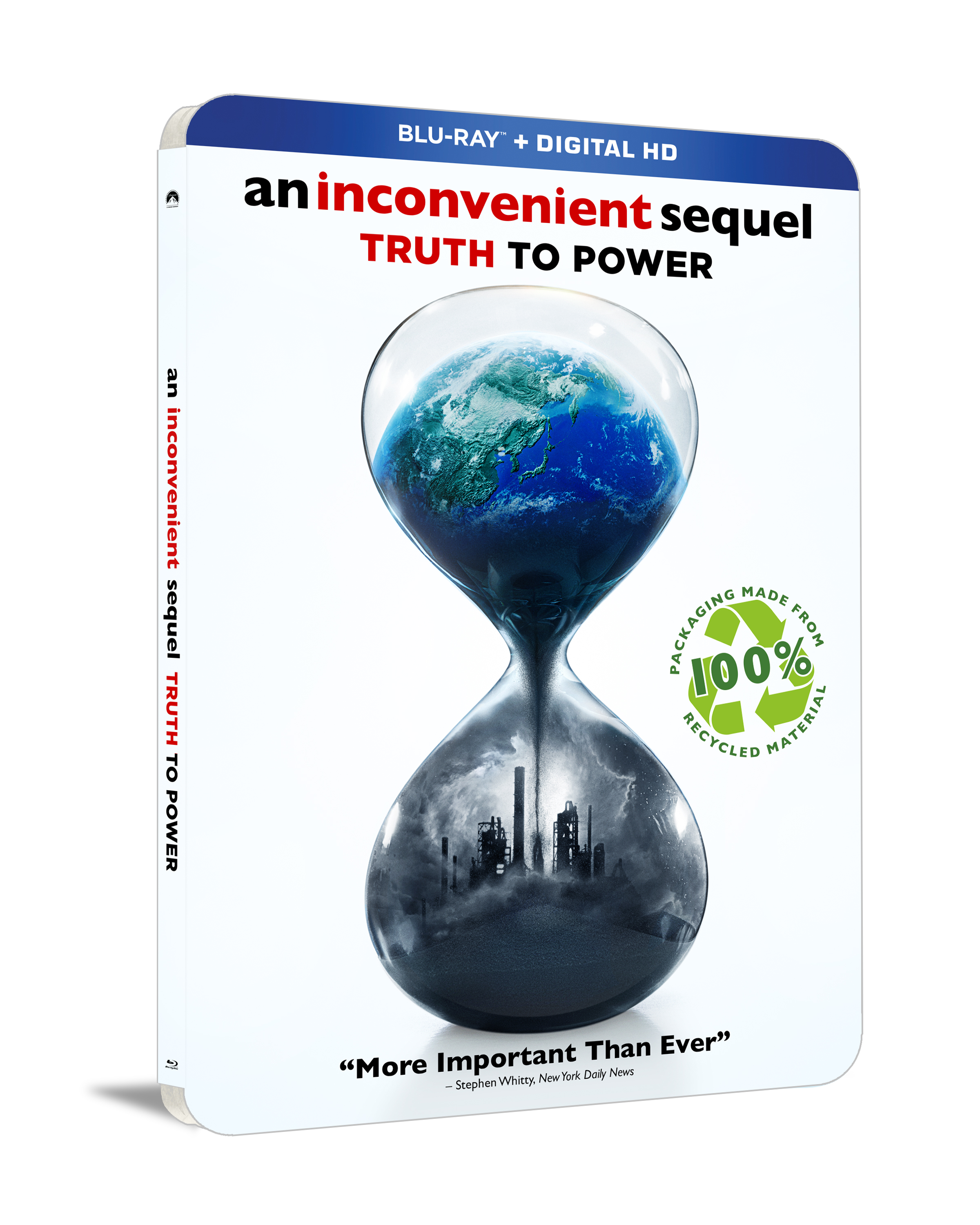 AN INCONVENIENT SEQUEL: TRUTH TO POWER Blu-ray