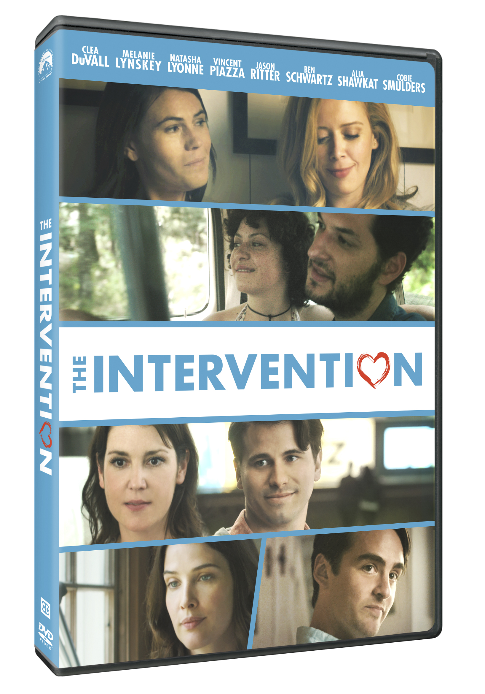 Intervention Blu-ray