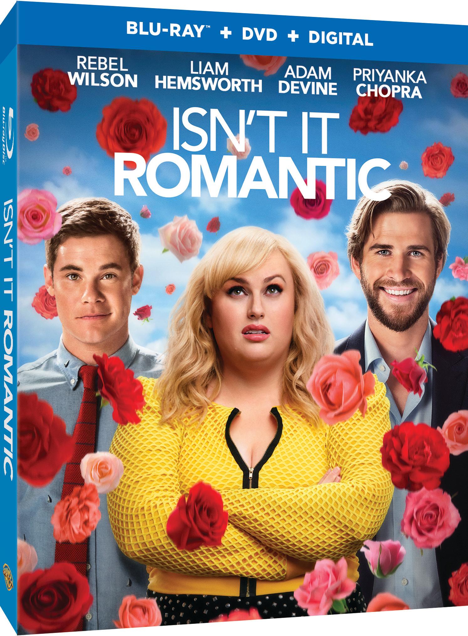 Isn't It Romantic Blu-ray