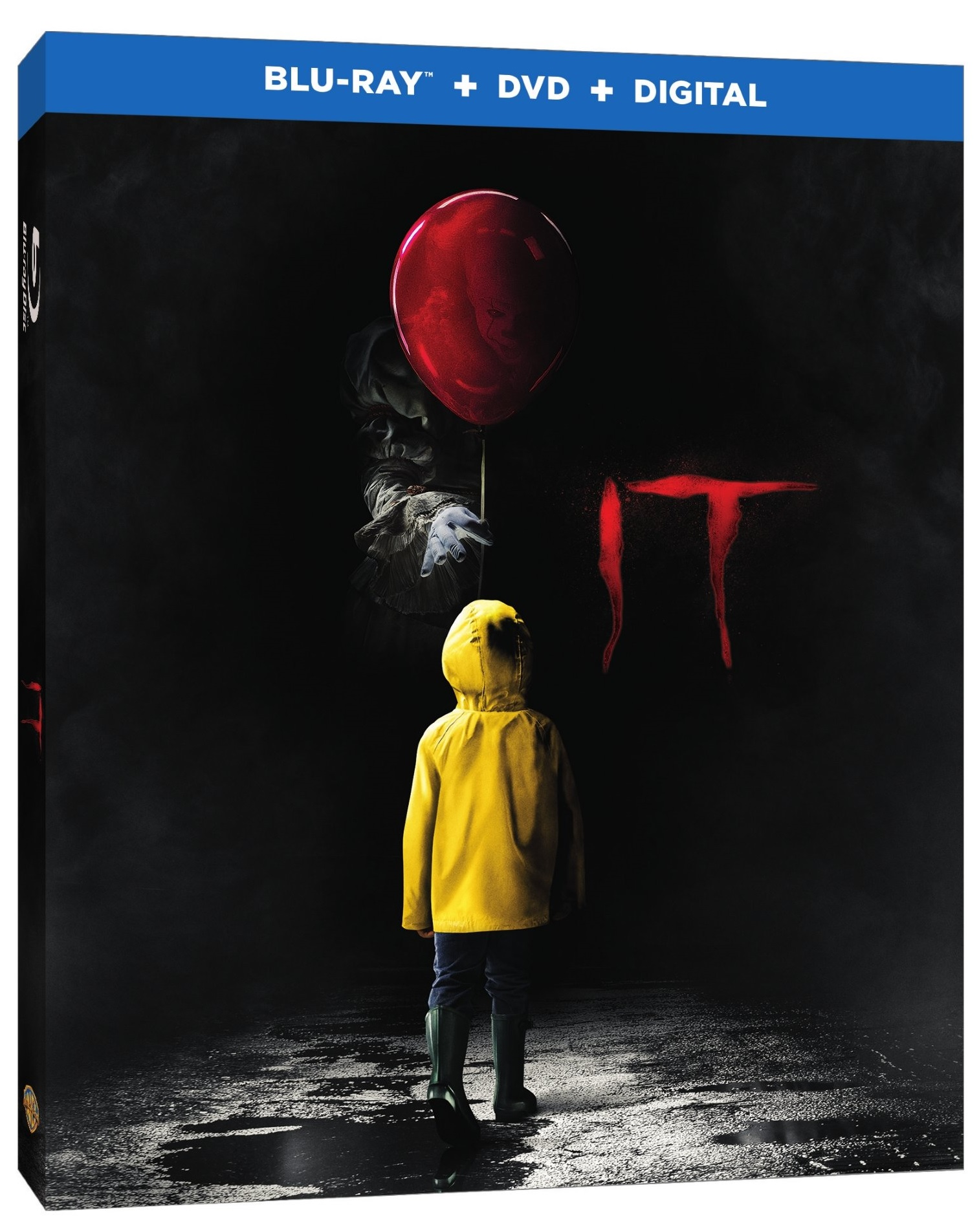 IT Movie Blu-ray