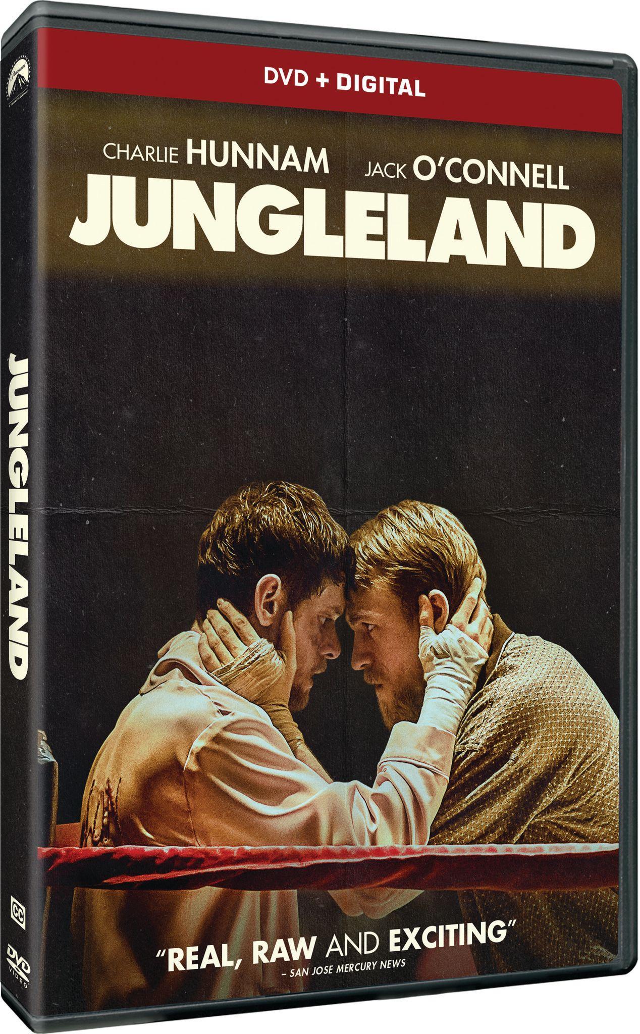 Jungleland Blu-ray Review