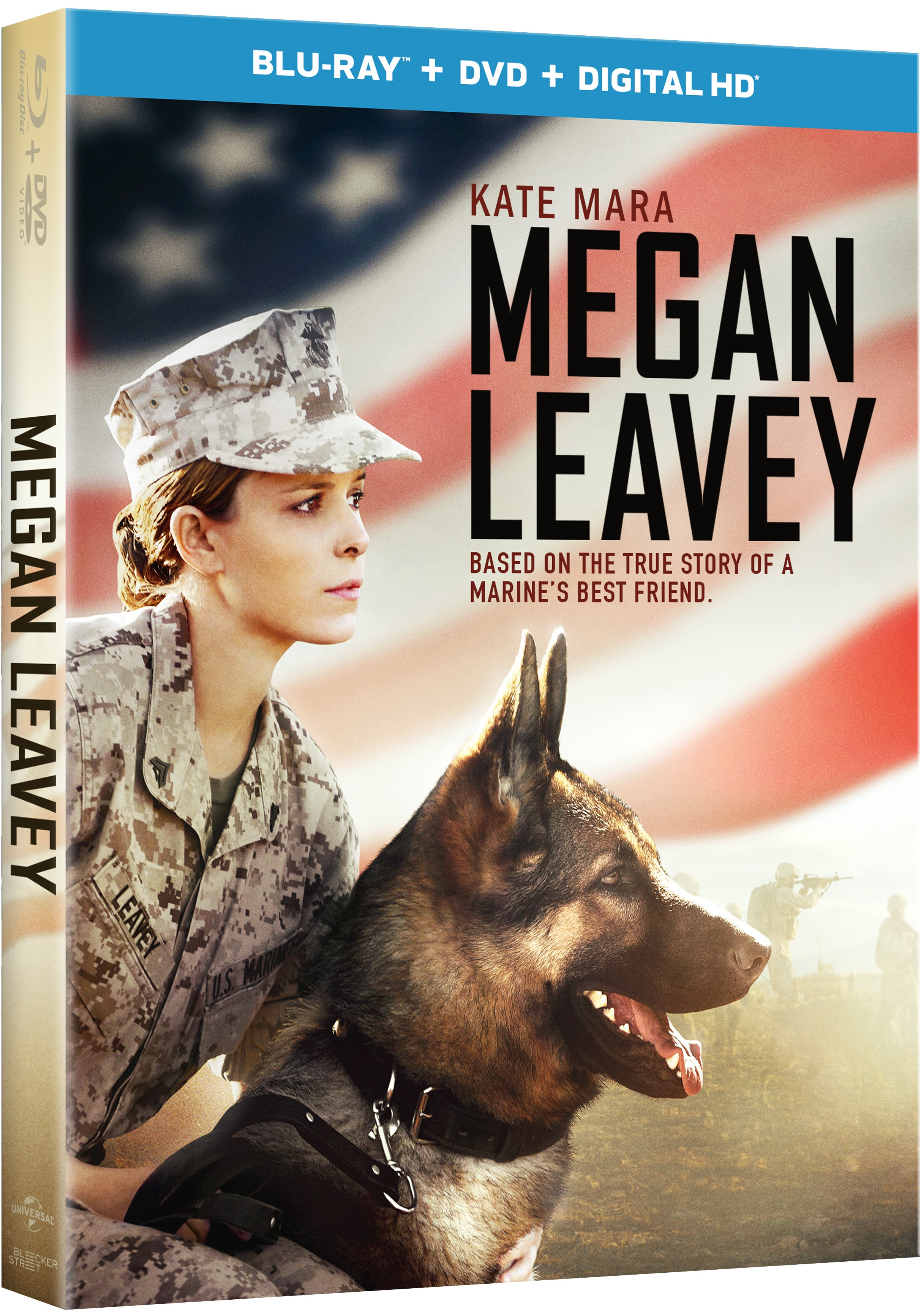 Megan Leavey Blu-ray