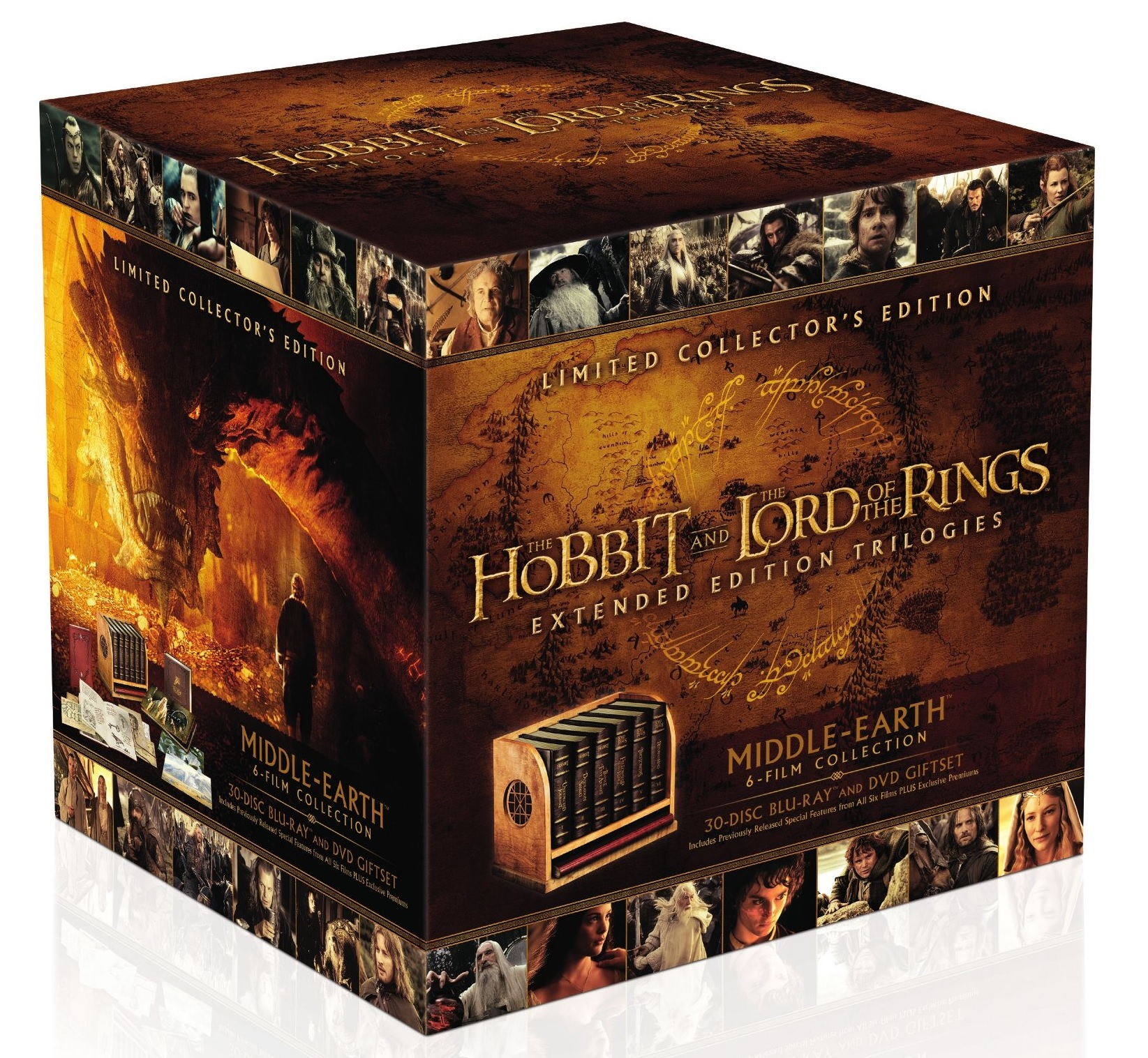 Middle Earth Blu-ray