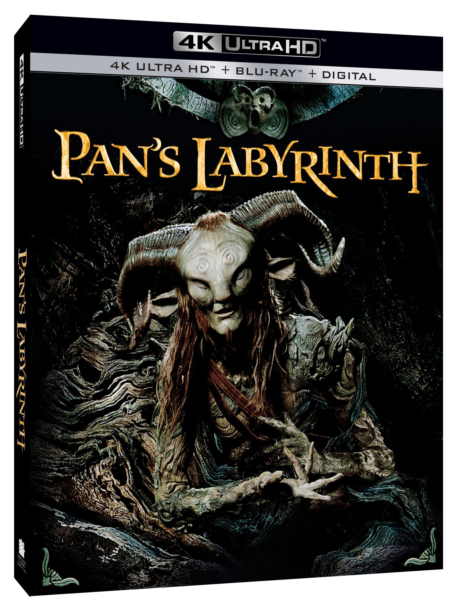 Pan's Labyrinth 4k Blu-ray