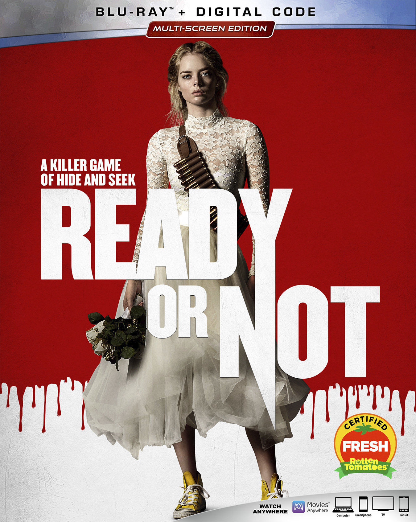 Ready or Not 4K Blu-ray Review