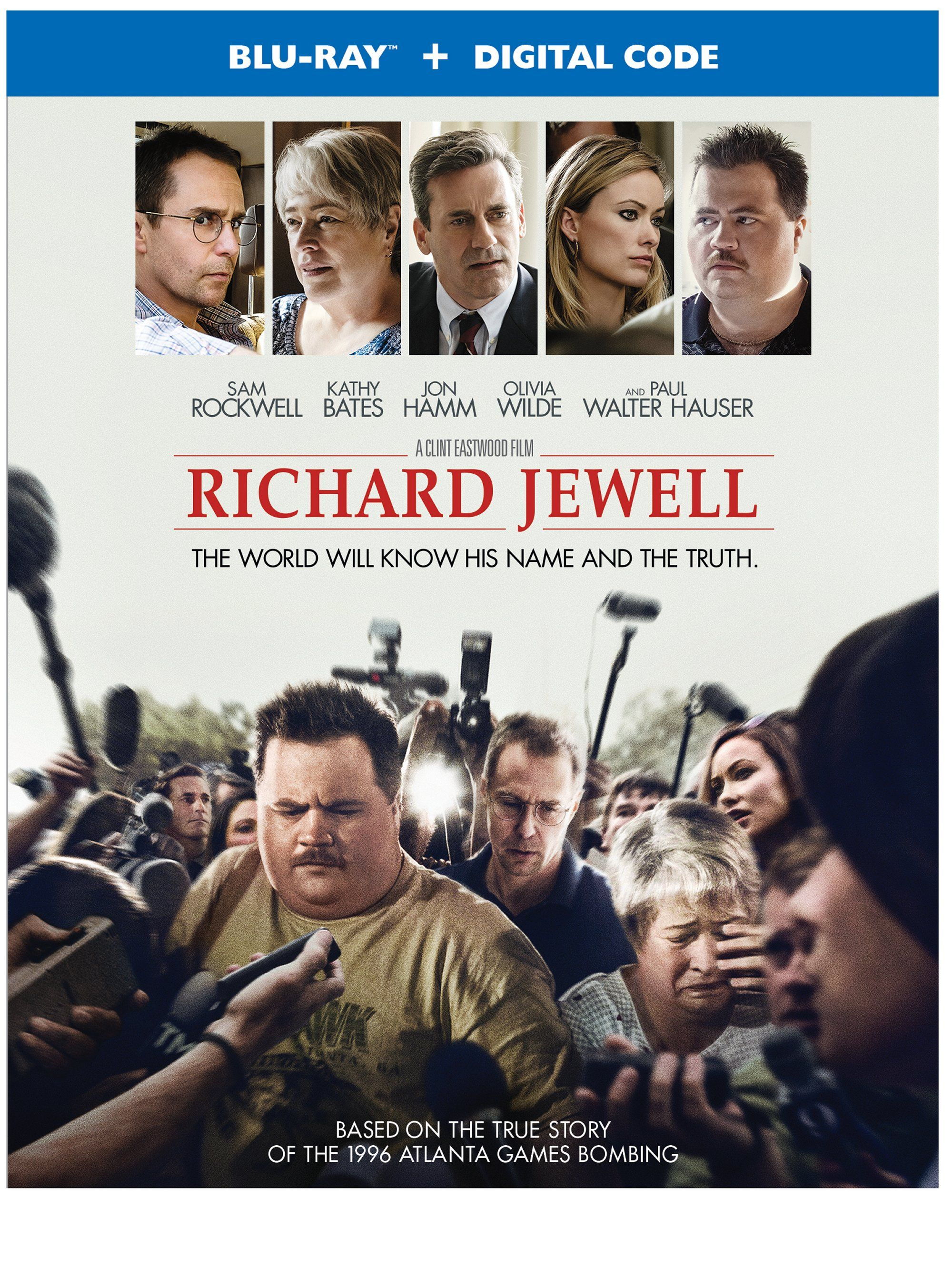 Richard Jewell Blu-ray