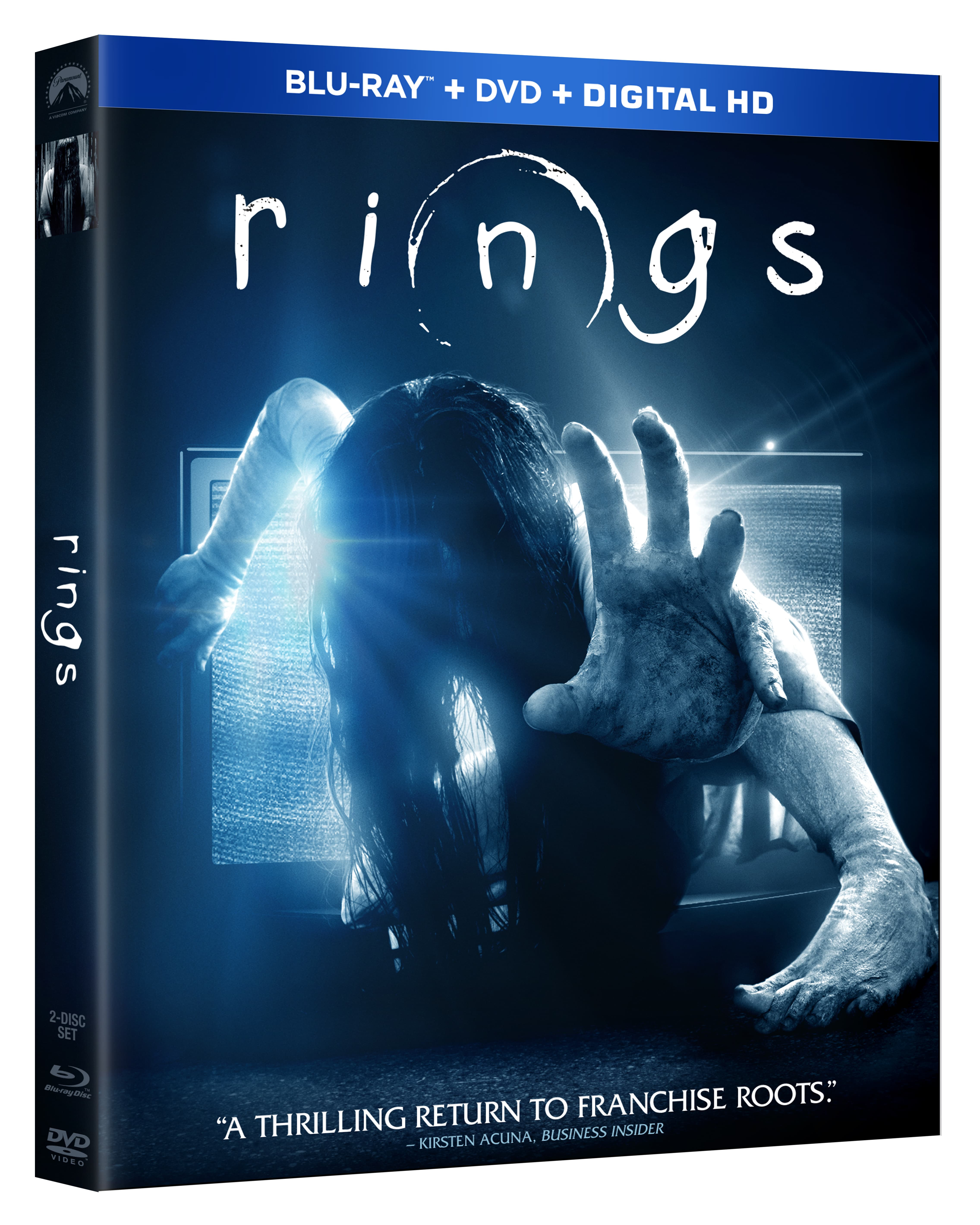 Rings Blu-ray Review