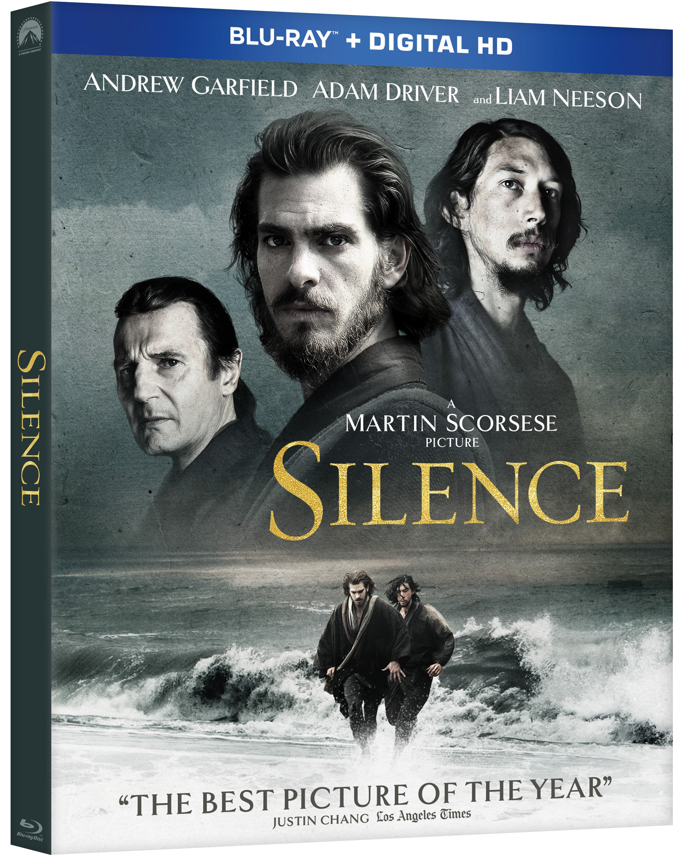 Silence Blu-ray Review
