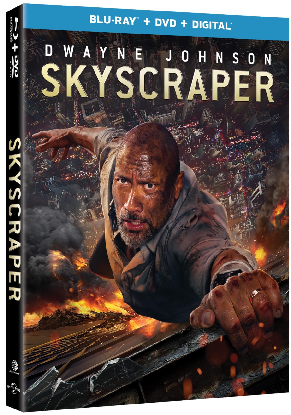 Skyscraper Blu-ray Review