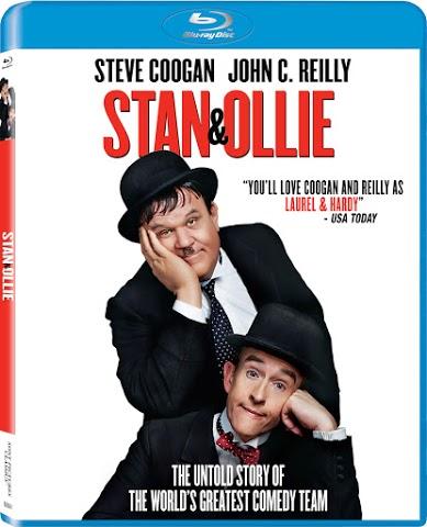 STAN & OLLIE  Blu-ray