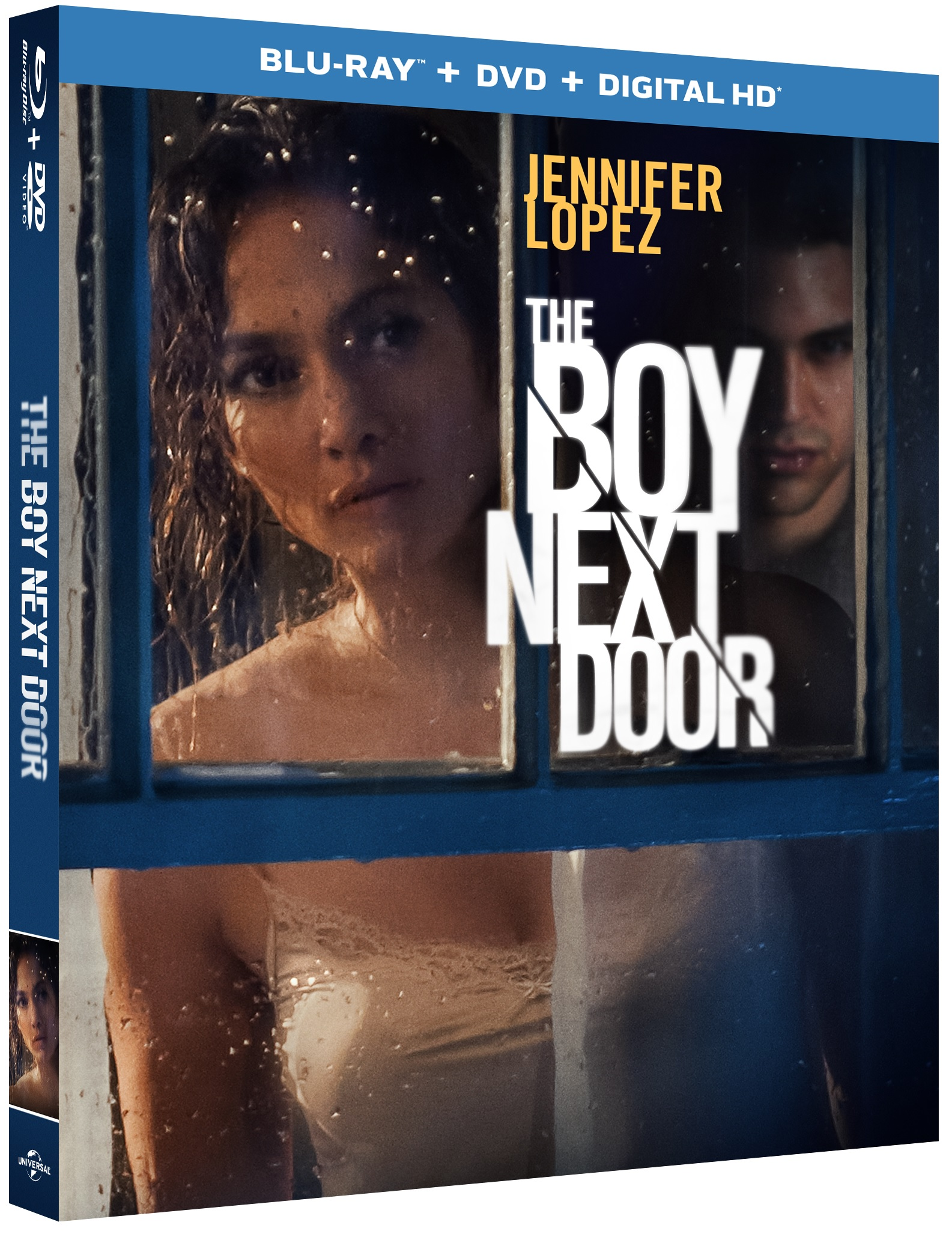 The Boy Next Door Blu-ray