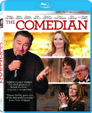 THE COMEDIAN Blu-ray