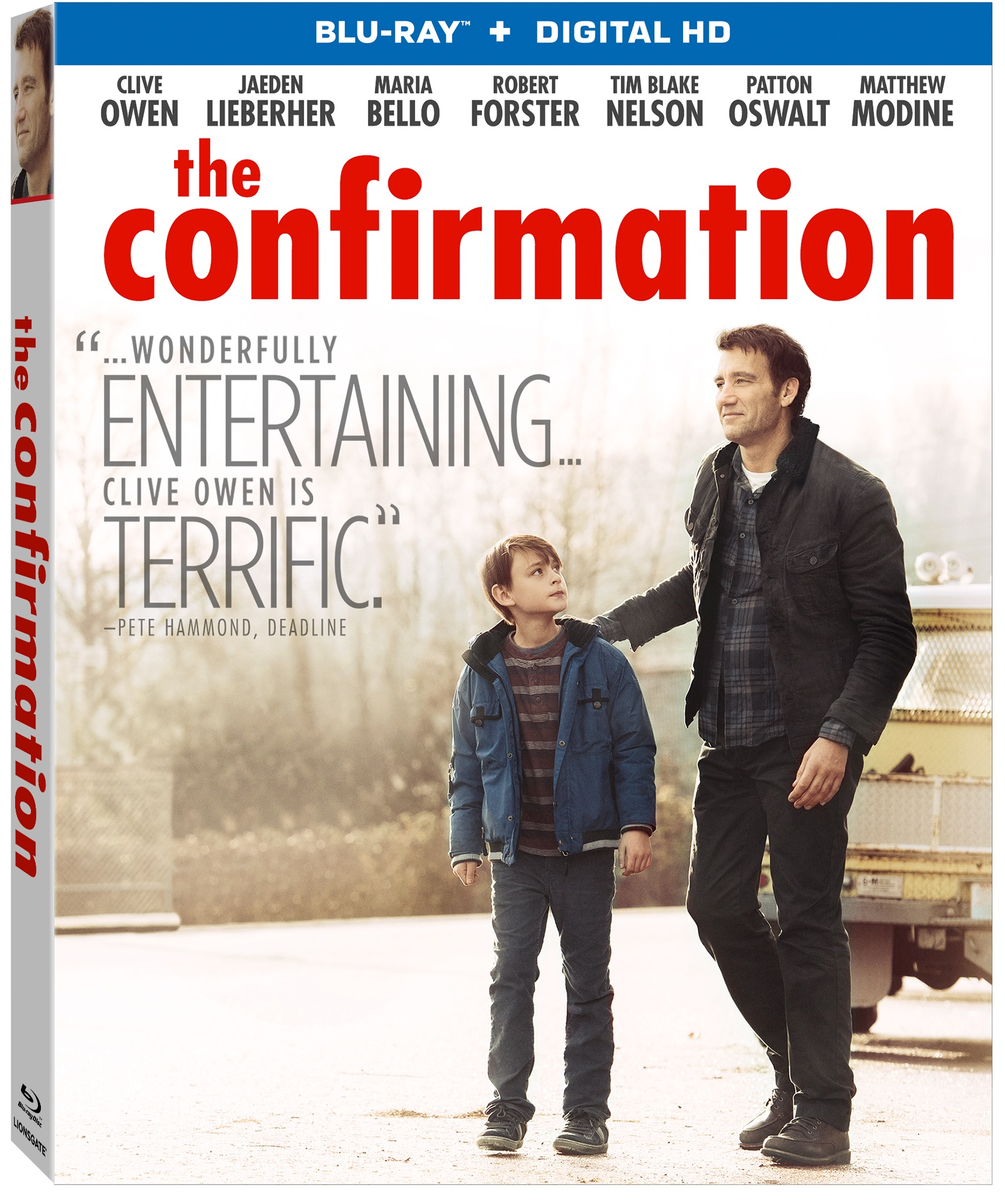 The Confirmation Chronicles Blu-ray