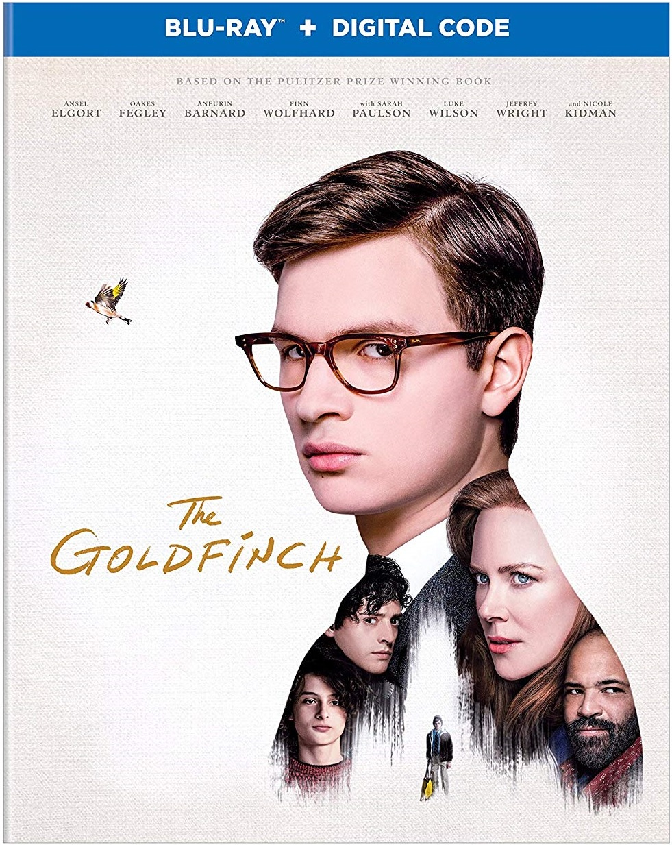 THE GOLDFINCH   Blu-ray