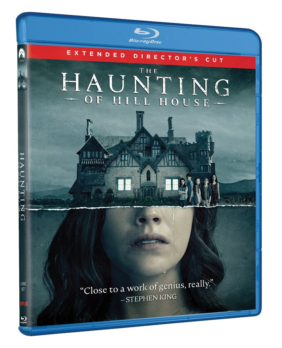 The Haunting of Hill House 4K Blu-ray Review