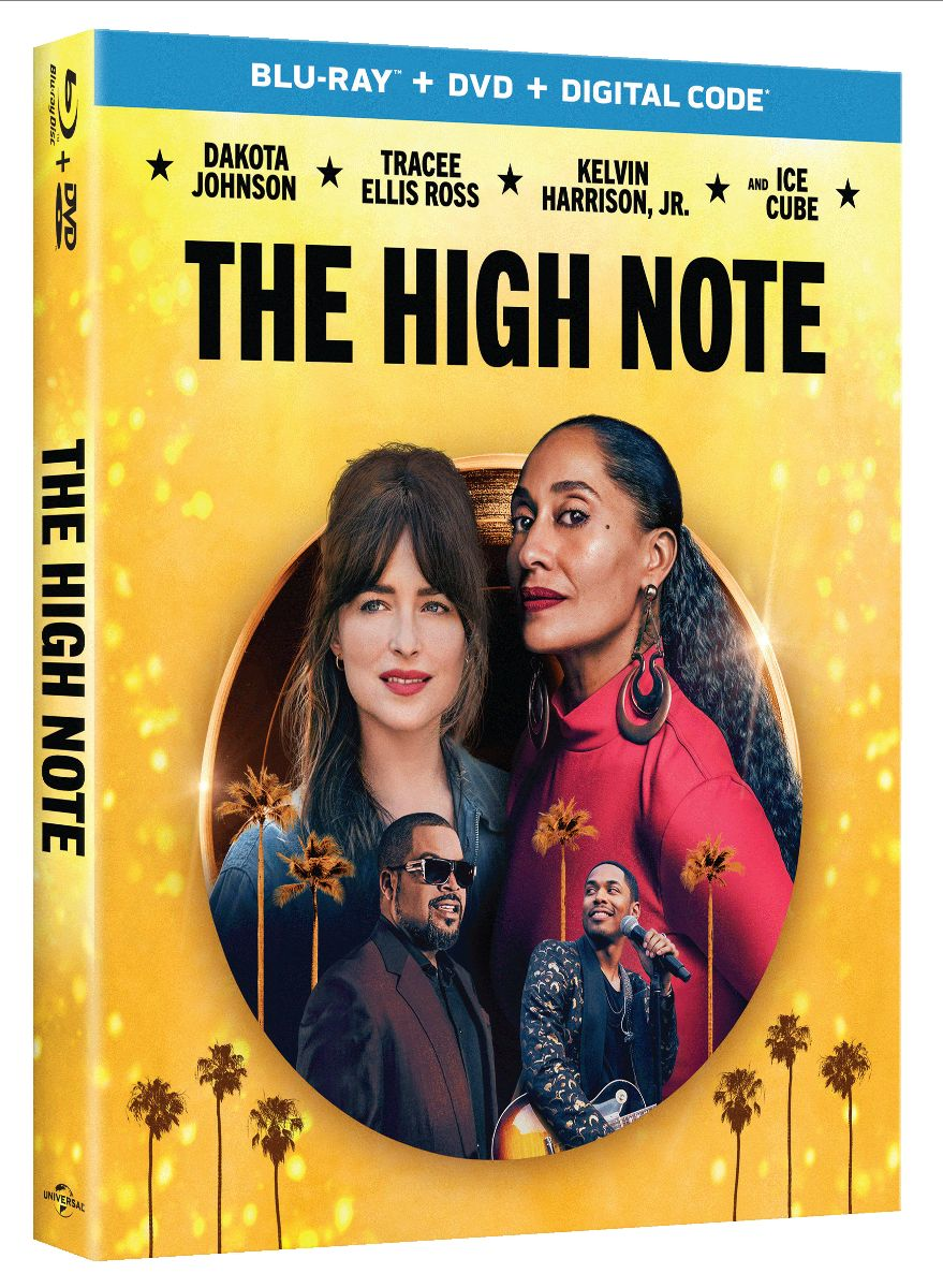 THE HIGH NOTE Blu-ray