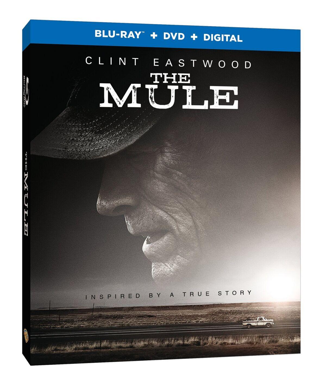 The Mule  Blu-ray