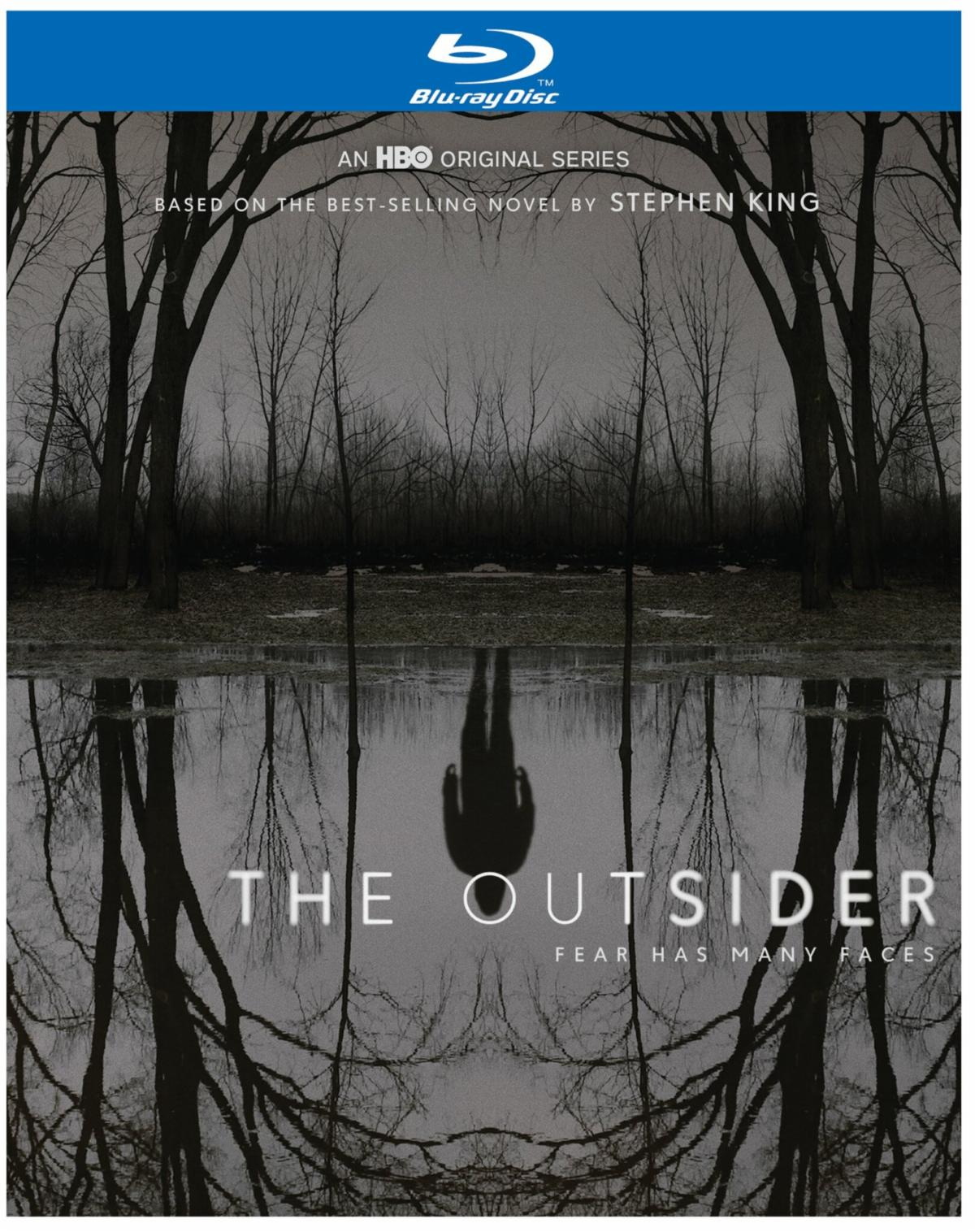 THE OUTSIDER SEASON ONE Blu-ray